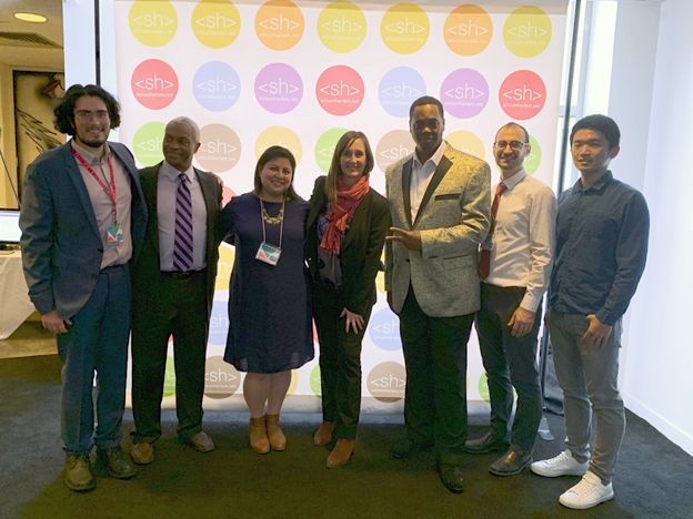 COSMOS Team Participated in Silicon Harlem's 5th Annual Next-Gen Tech Conference