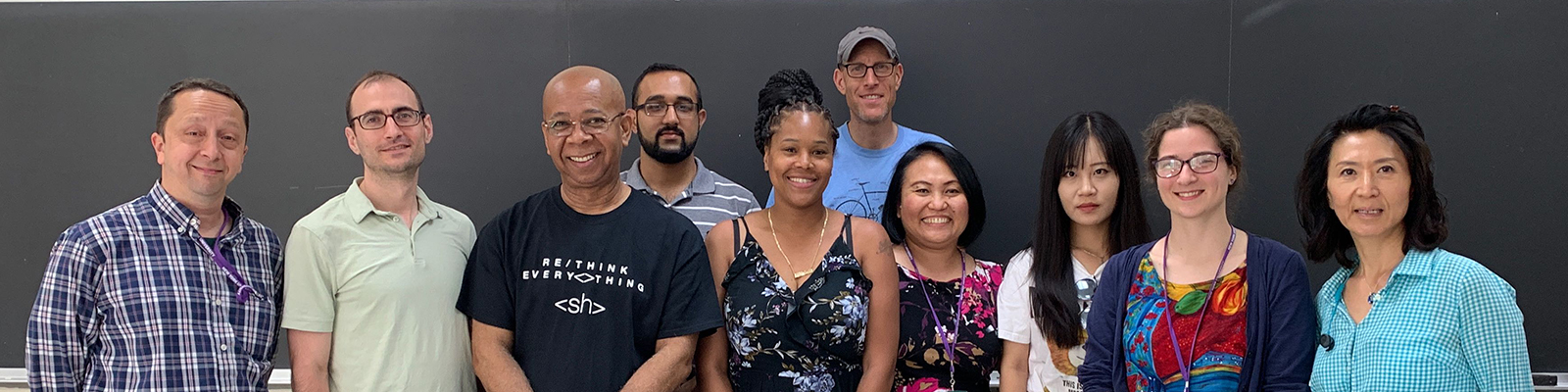 2019 Summer Teachers