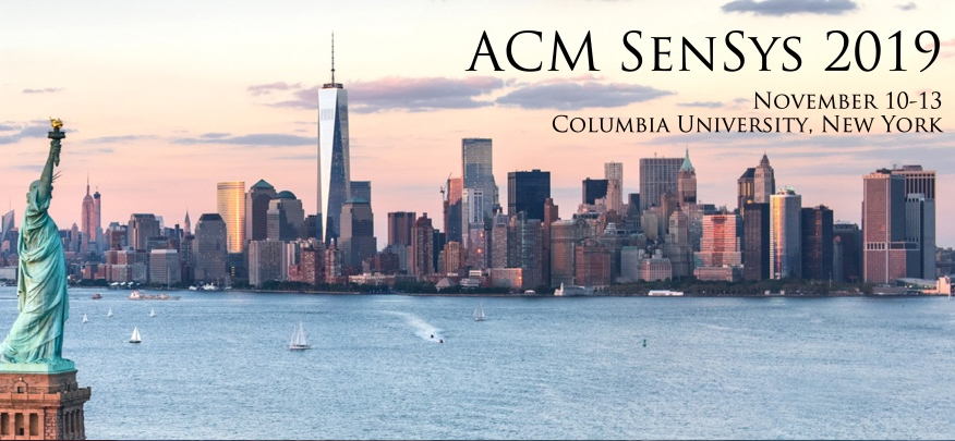 COSMOS Tutorial and Tour in ACM SenSys 2019 (Nov. 10, 2019, New York, NY)